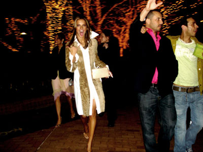 Alessandra Ambrosio, Richard Habberley