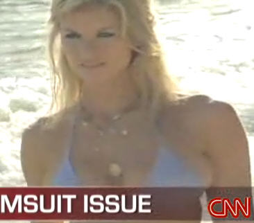 Marisa Miller from the CNN promo video.