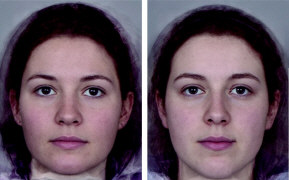 Estradiol and face shape variation in women.