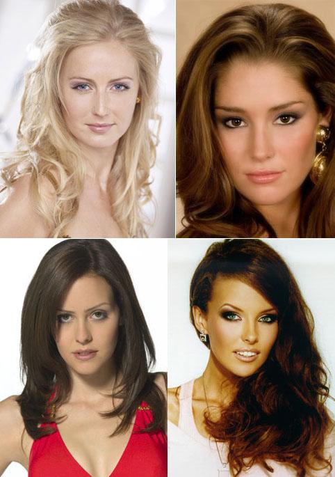 Miss Universe 2006 contestants