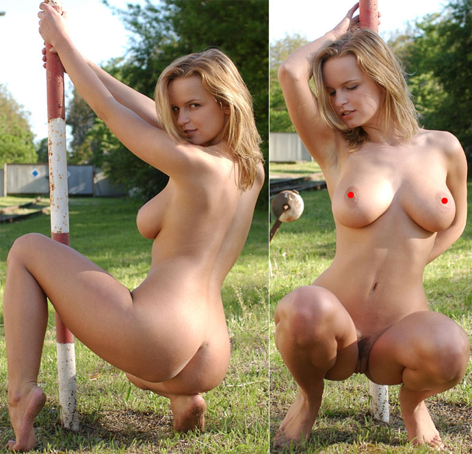 Pamela from Femjoy; big breasts