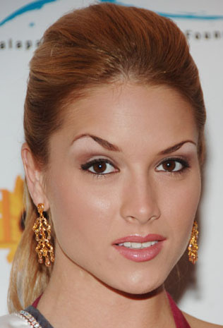 ... Miss USA - Tara Conner (4th runner up)