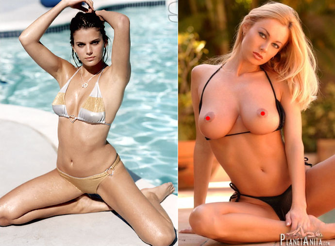 Yesica Toscanini and Anita Dark; big breasts