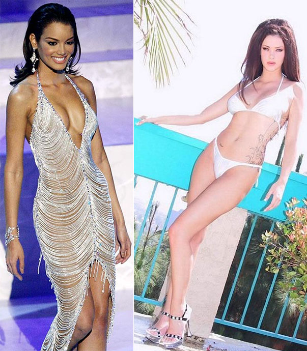 Zuleyka Rivera Mendoza and Natalia Cruze