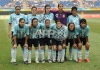 Women soccer players - Argentina