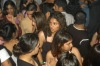 People in a club in Mumbai, India