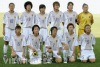 Korean women soccer players